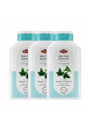 Otacı Bitki Özlü Şampuan Ivy - Duvar Sarmaşığı 400 Ml X 3 Adet