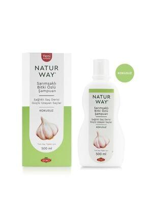 Otacı Naturway Sarımsaklı Bitki Özlü Şampuan 500 ml