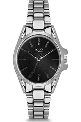 POLO Rucci 001 Metal Kadın Gümüş  Kol Saati
