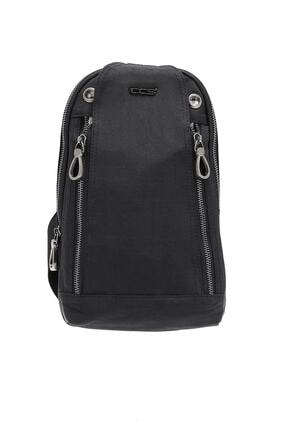 ÇÇS 31104 Siyah Unısex Body Bag
