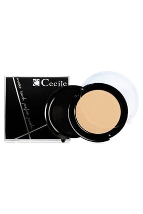 Cecile Matte Touch Perfect Powder Pudra 502 Beige