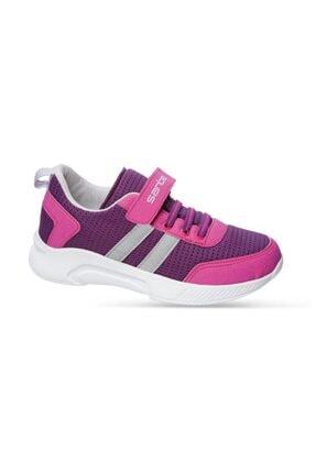 Sanbe 130 R 7701 31-35 Spor Ayakkabı Fuşya-mor