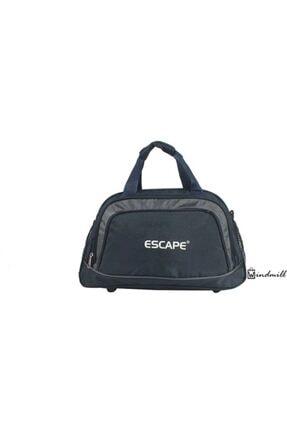 Escape  Lacivert Unisex Spor Çantası