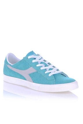Diadora Tennis 270 Low Mavi Kadın Günlük Ayakkabı - 158908-65174