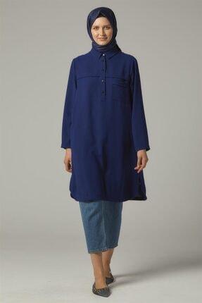 Doque Tunik-lacivert Do-a9-61105-11