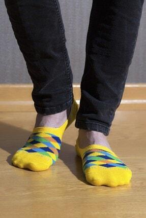 The Socks House Multi Renk Desenli Footie