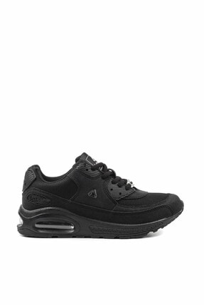 Letoon Siyah Siyah Kadın Spor Ayakkabı - 001z 6203