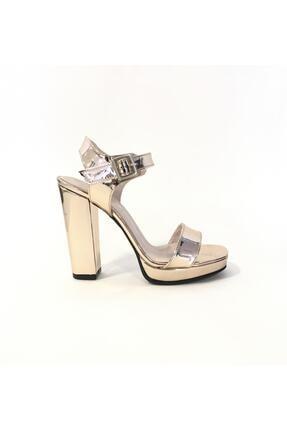 Punto 460094 Kadın Kalın Topuklu Ayakkabı
