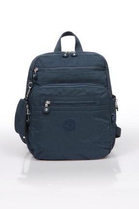 Smart Bags Kadın Lacivert  Sırt Çantası