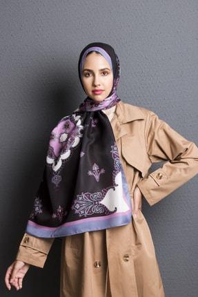 Versace Kadın Lila Lila Pavıa Şal