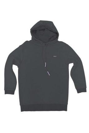 Only Latte Kadın Kapüşonlu Sweatshirt 15215780