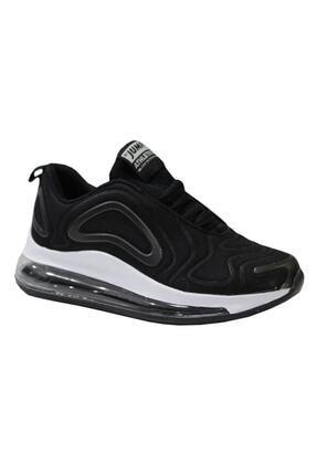 Jump 24661 Siyah Kadın Air Spor Ayakkabı