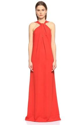 Lanvin Kırmızı Gece Elbisesi