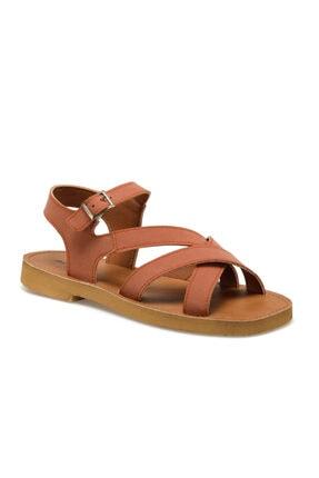 Art Bella Cs20042 Kiremit Kadın Sandalet
