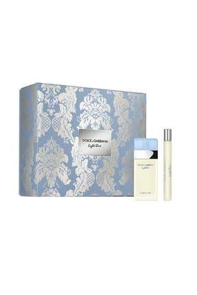 Dolce & Gabbana Light Blue Edt 25 ml  Kadın Parfüm Seti 3423473145257