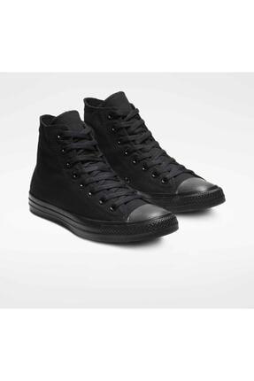 Converse Unisex Siyah Sneaker M3310-001 Chuck Tylor As Hı Black Monochro