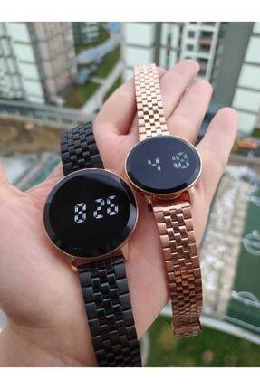 Ricardo Led Çift Kol Saatleri Sevgili Saati Dokunmatik Ekranlı Saat