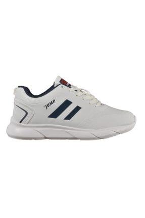 Jump Kadın Beyaz  Spor Ayakkabı 24068
