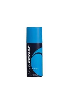 Dunlop Chic Sport Deo150ml (mavi)