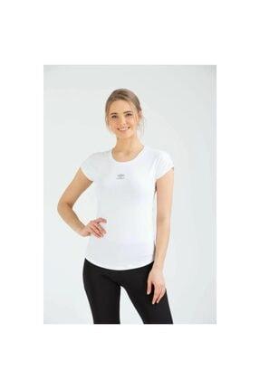 Umbro Flaty Vf-0015 Beyaz Kadın Tişört