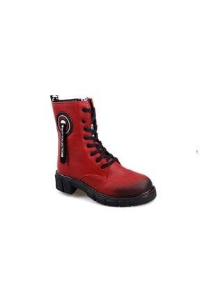 Pandora Kadın Kırmızı Bot Çizme K20.gm7255