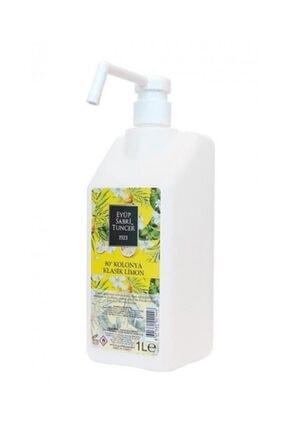 Eyüp Sabri Tuncer Klasik Limon Kolonyası Pompalı Pet Bidon 1000ml