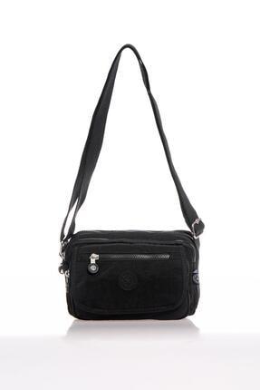 Smart Bags Smb1189-0001 Siyah Kadın Çapraz Çanta