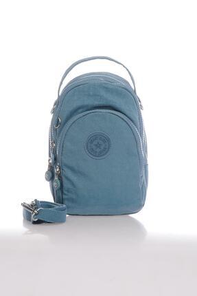 Smart Bags Smb3031-0050 Buz Mavisi Kadın Çapraz Çanta