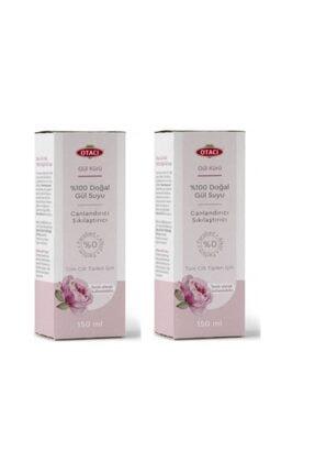 Otacı Doğal Gül Suyu Tonik Sıkılaştırıcı Canlandırıcı 150 ml Vegan X 2 Adet