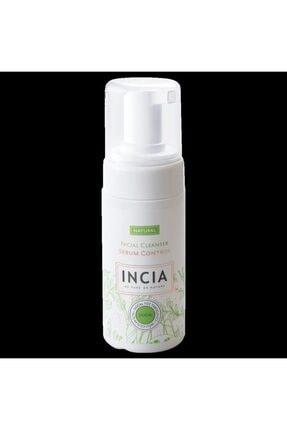Incia Doğal İpeksi Yüz Temizleme Köpüğü 125 ml