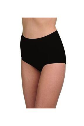 Blackspade 1314 Kadın Slip Külot Essential - Siyah - 5xl
