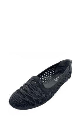 Punto Kadın Siyah Yürüyüş Ayakkabısı