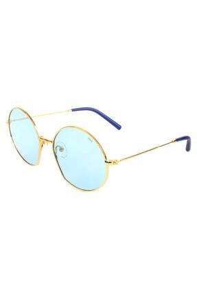 Fila Kadın Mavi Fıla Güneş Gözlüğü