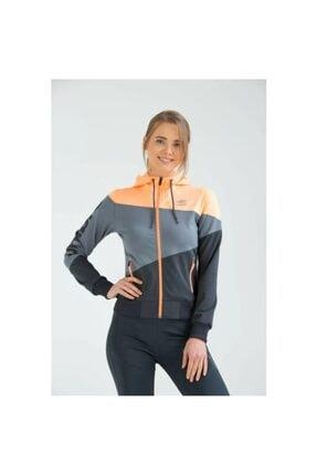 Umbro Tift Sportswear Vc-0006 Fuşya-siyah Kadın Sweat
