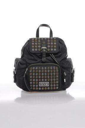 Versace Kadın Siyah Sırt Çantası E1vwabx371886899