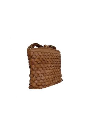 GÖN Handmade Deri Postacı Çanta (Sakir)