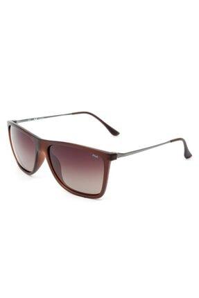 Fila Unisex Kahverengi Güneş Gözlüğü Fıla