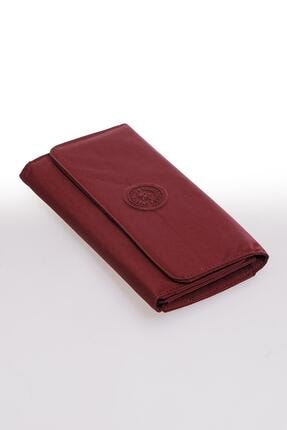 Smart Bags Smb1225-0021 Bordo Kadın Cüzdan