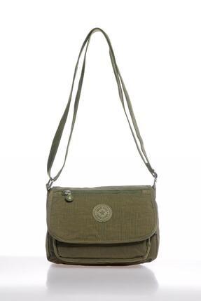 Smart Bags Smbky1148-0029 Koyu Yeşil Kadın Çapraz Çanta
