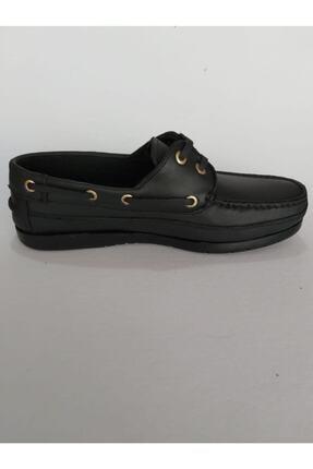 Dexter Tarzı Rahat , Siyah Bordo Klasik Ayakkabı