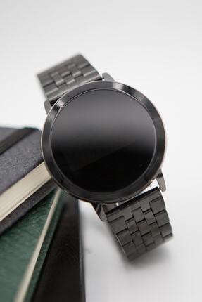 Spectrum Unisex Siyah Dokunmatik Kol Saati Xt250198