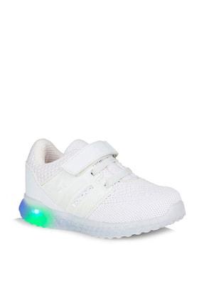 Vicco Flash Unisex Bebe Beyaz Spor Ayakkabı