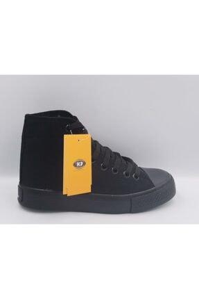 MP Unisex Siyah Bağcıklı Sneaker