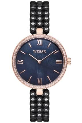 Wesse Kadın Siyah Kol Saati Wwl107603