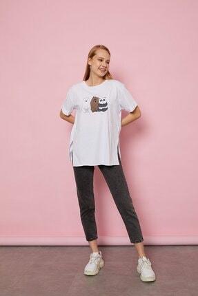 Arma Life Üc Ayı Baskılı T-shirt