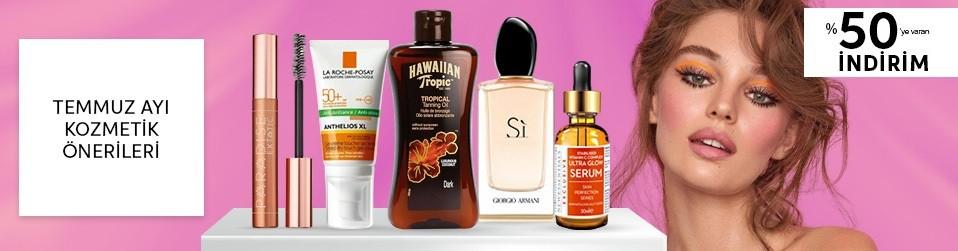 Temmuz Ayı Kozmetik Önerileri Online Satış
