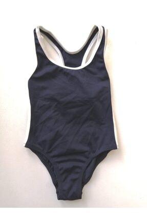 Kom Kız Çocuk Swim Yüzücü Mayosu