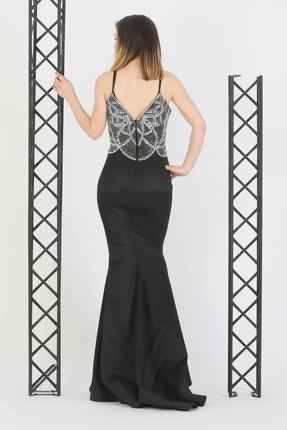 Günay Giyim Cordelia Abiye Elbise 4534 Askılı