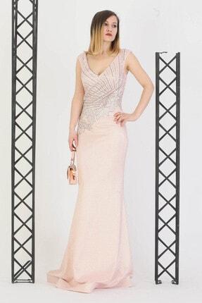 Günay Giyim Cordelia Abiye Elbise 4550 Askılı