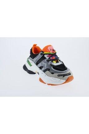 Guja Kadın Siyah Spor Ayakkabı 20y300-7